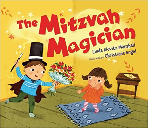 The Mitzvah Magician