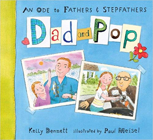 Dad and pop – an ode to fathers and step fathers