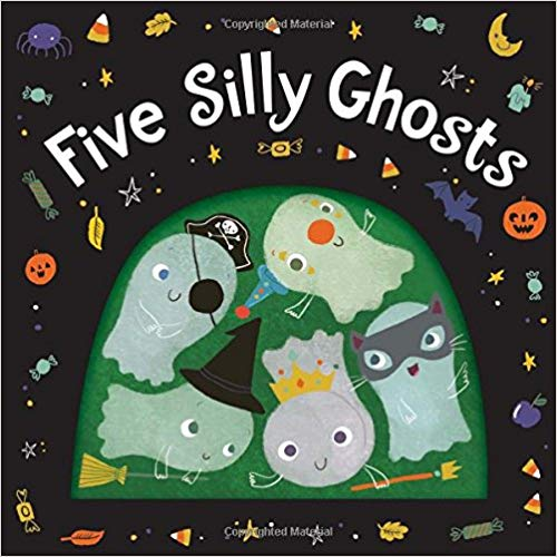 Five Silly Ghosts
